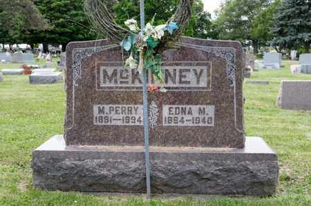 MCKINNEY, M PERRY - Richland County, Ohio | M PERRY MCKINNEY - Ohio Gravestone Photos