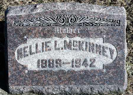 MCKINNEY, NELLIE L - Richland County, Ohio | NELLIE L MCKINNEY - Ohio Gravestone Photos
