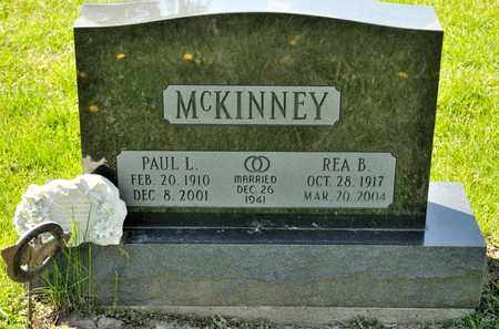 MCKINNEY, PAUL L - Richland County, Ohio | PAUL L MCKINNEY - Ohio Gravestone Photos