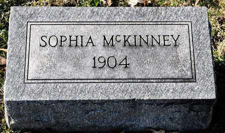 MCKINNEY, SOPHIA - Richland County, Ohio | SOPHIA MCKINNEY - Ohio Gravestone Photos