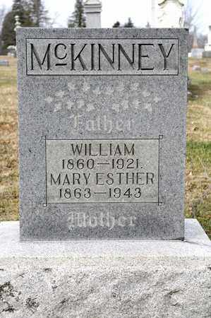 MCKINNEY, MARY ESTHER - Richland County, Ohio | MARY ESTHER MCKINNEY - Ohio Gravestone Photos