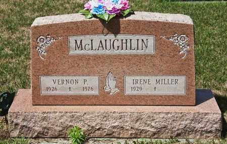 MCLAUGHLIN, VERNON P - Richland County, Ohio | VERNON P MCLAUGHLIN - Ohio Gravestone Photos