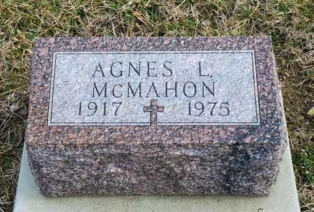 MCMAHON, AGNES L - Richland County, Ohio | AGNES L MCMAHON - Ohio Gravestone Photos