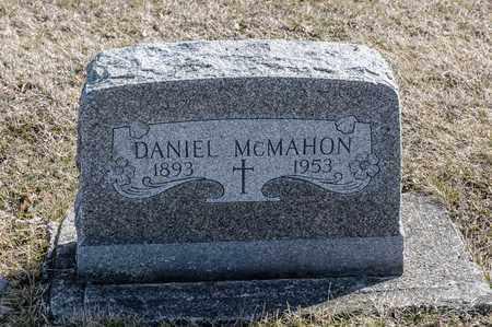 MCMAHON, DANIEL - Richland County, Ohio | DANIEL MCMAHON - Ohio Gravestone Photos
