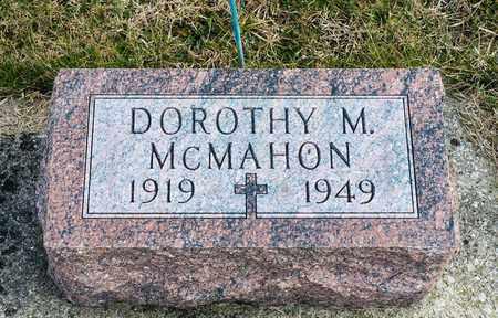 MCMAHON, DOROTHY M - Richland County, Ohio | DOROTHY M MCMAHON - Ohio Gravestone Photos