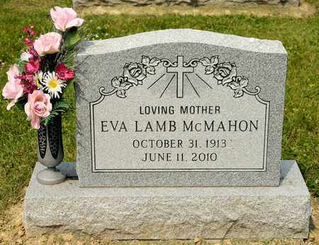 LAMB MCMAHON, EVA - Richland County, Ohio | EVA LAMB MCMAHON - Ohio Gravestone Photos
