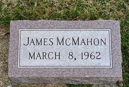 MCMAHON, JAMES - Richland County, Ohio | JAMES MCMAHON - Ohio Gravestone Photos