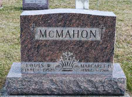 MCMAHON, LOUIS W - Richland County, Ohio | LOUIS W MCMAHON - Ohio Gravestone Photos