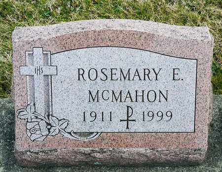 MCMAHON, ROSEMARY E - Richland County, Ohio | ROSEMARY E MCMAHON - Ohio Gravestone Photos