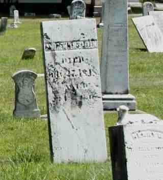 MCMILLAN, ANDREW - Richland County, Ohio | ANDREW MCMILLAN - Ohio Gravestone Photos