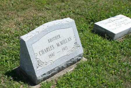 MCMILLAN, CHARLES M - Richland County, Ohio | CHARLES M MCMILLAN - Ohio Gravestone Photos