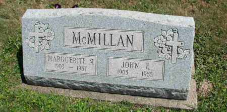 MCMILLAN, MARGUERITE N - Richland County, Ohio | MARGUERITE N MCMILLAN - Ohio Gravestone Photos