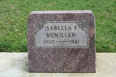 MCMILLEN, ISABELLA E. - Richland County, Ohio | ISABELLA E. MCMILLEN - Ohio Gravestone Photos