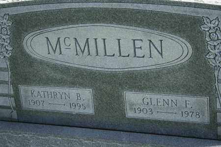 MCMILLEN, KATHRYN B - Richland County, Ohio | KATHRYN B MCMILLEN - Ohio Gravestone Photos
