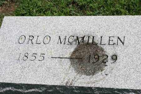 MCMILLEN, ORLO - Richland County, Ohio | ORLO MCMILLEN - Ohio Gravestone Photos