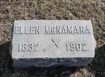 MCNAMARA, ELLEN - Richland County, Ohio | ELLEN MCNAMARA - Ohio Gravestone Photos