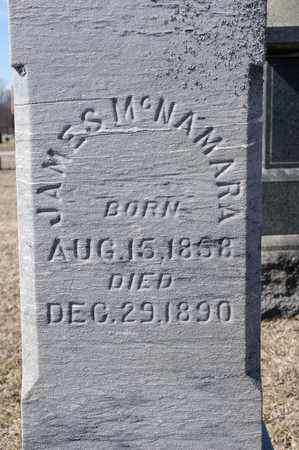 MCNAMARA, JAMES - Richland County, Ohio | JAMES MCNAMARA - Ohio Gravestone Photos