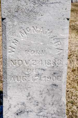MCNAMARA, WILLIAM - Richland County, Ohio | WILLIAM MCNAMARA - Ohio Gravestone Photos