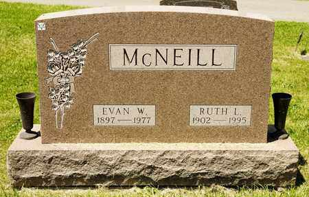 MCNEILL, RUTH L - Richland County, Ohio | RUTH L MCNEILL - Ohio Gravestone Photos