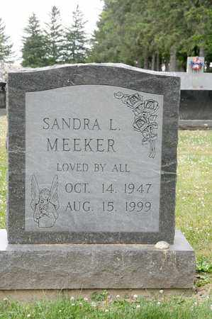 MEEKER, SANDRA L - Richland County, Ohio | SANDRA L MEEKER - Ohio Gravestone Photos