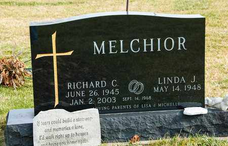 MELCHIOR, RICHARD C - Richland County, Ohio | RICHARD C MELCHIOR - Ohio Gravestone Photos