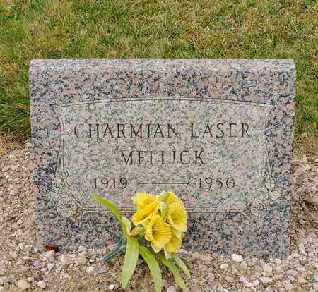 MELLICK, CHARMIAN - Richland County, Ohio | CHARMIAN MELLICK - Ohio Gravestone Photos