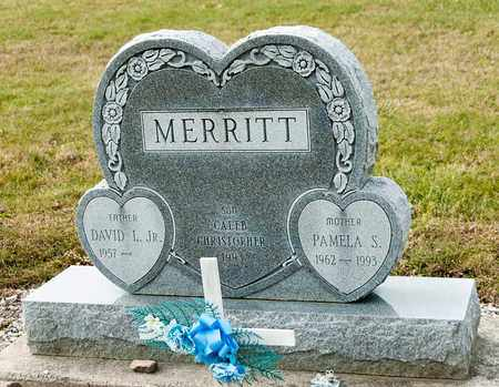 MERRITT, CALEB CHRISTOPHER - Richland County, Ohio | CALEB CHRISTOPHER MERRITT - Ohio Gravestone Photos
