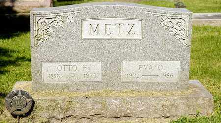 METZ, EVA O - Richland County, Ohio | EVA O METZ - Ohio Gravestone Photos