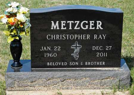 METZGER, CHRISTOHER RAY - Richland County, Ohio | CHRISTOHER RAY METZGER - Ohio Gravestone Photos