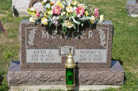 METZGER, NORMA C - Richland County, Ohio | NORMA C METZGER - Ohio Gravestone Photos
