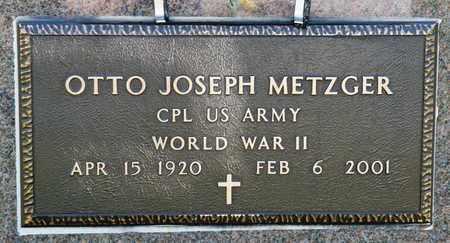 METZGER, OTTO JOSEPH - Richland County, Ohio | OTTO JOSEPH METZGER - Ohio Gravestone Photos