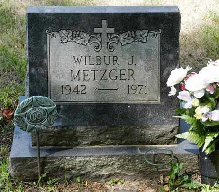 METZGER, WILBUR J - Richland County, Ohio | WILBUR J METZGER - Ohio Gravestone Photos