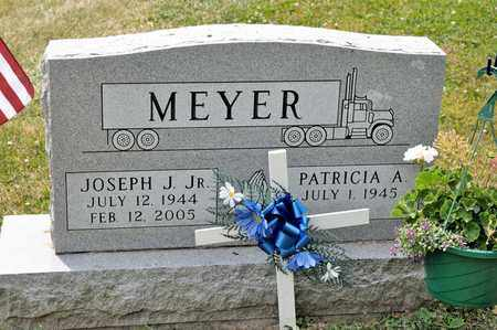 MEYER JR, JOSEPH J - Richland County, Ohio | JOSEPH J MEYER JR - Ohio Gravestone Photos
