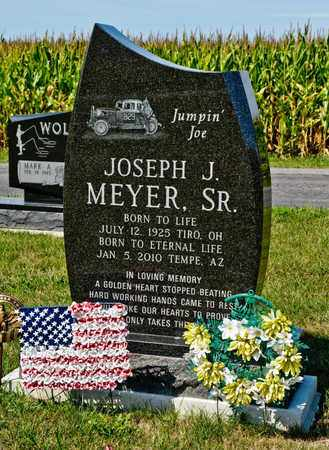 MEYER SR, JOSEPH J - Richland County, Ohio | JOSEPH J MEYER SR - Ohio Gravestone Photos