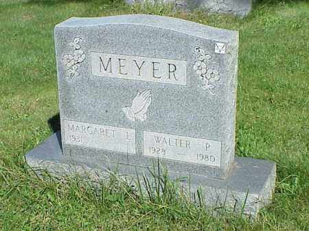 MEYER, MARGARET L. - Richland County, Ohio | MARGARET L. MEYER - Ohio Gravestone Photos