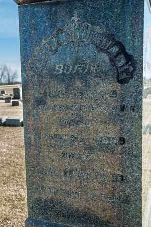 MICHAEL, JOSEPH - Richland County, Ohio   JOSEPH MICHAEL - Ohio Gravestone Photos