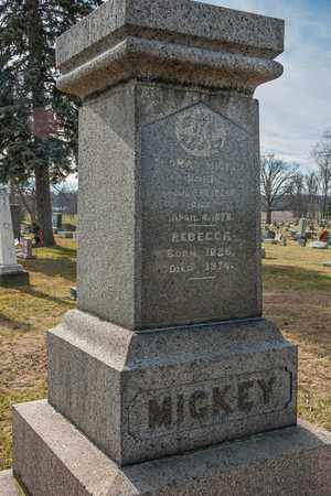 MICKEY, DAVID C - Richland County, Ohio | DAVID C MICKEY - Ohio Gravestone Photos