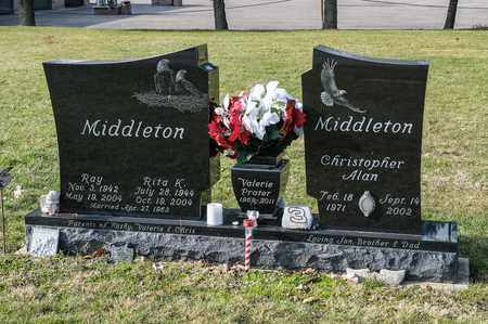 MIDDLETON, CHRISTOPHER ALAN - Richland County, Ohio | CHRISTOPHER ALAN MIDDLETON - Ohio Gravestone Photos