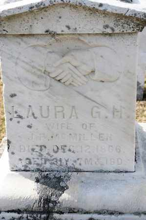 MILLEN, LAURA G H - Richland County, Ohio | LAURA G H MILLEN - Ohio Gravestone Photos