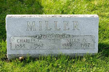 MILLER, NELLIE O - Richland County, Ohio | NELLIE O MILLER - Ohio Gravestone Photos