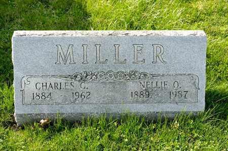 MILLER, CHARLES C - Richland County, Ohio | CHARLES C MILLER - Ohio Gravestone Photos