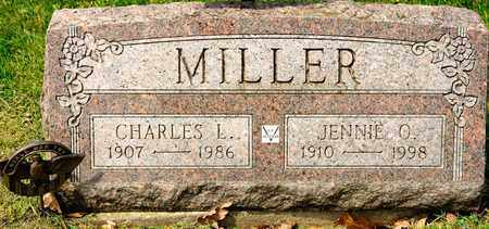 MILLER, JENNIE O - Richland County, Ohio | JENNIE O MILLER - Ohio Gravestone Photos