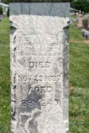 MILLER, DAVID - Richland County, Ohio   DAVID MILLER - Ohio Gravestone Photos