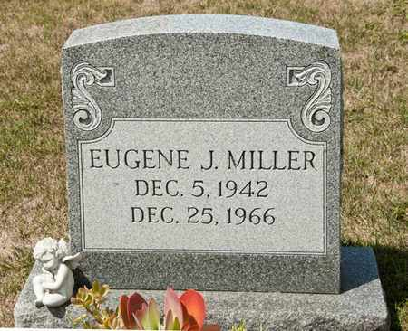 MILLER, EUGENE J - Richland County, Ohio | EUGENE J MILLER - Ohio Gravestone Photos