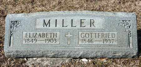 MILLER, GOTTFRIED - Richland County, Ohio | GOTTFRIED MILLER - Ohio Gravestone Photos
