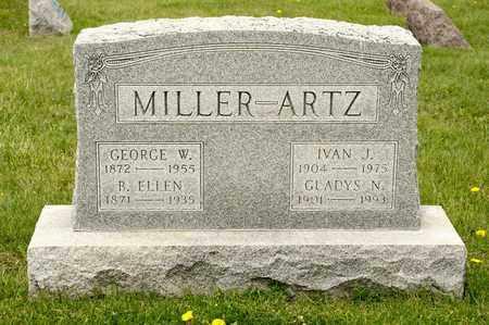 MILLER, R ELLEN - Richland County, Ohio | R ELLEN MILLER - Ohio Gravestone Photos