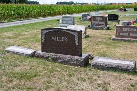 MILLER, JOSEPH H - Richland County, Ohio | JOSEPH H MILLER - Ohio Gravestone Photos