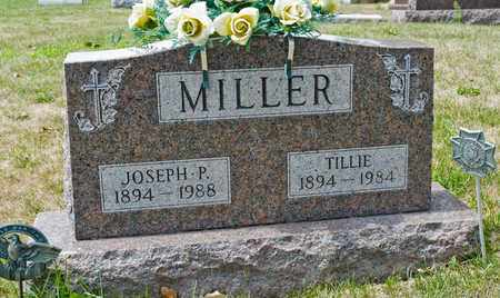 MILLER, TILLIE - Richland County, Ohio | TILLIE MILLER - Ohio Gravestone Photos