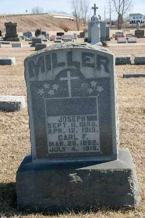MILLER, CARL F - Richland County, Ohio | CARL F MILLER - Ohio Gravestone Photos