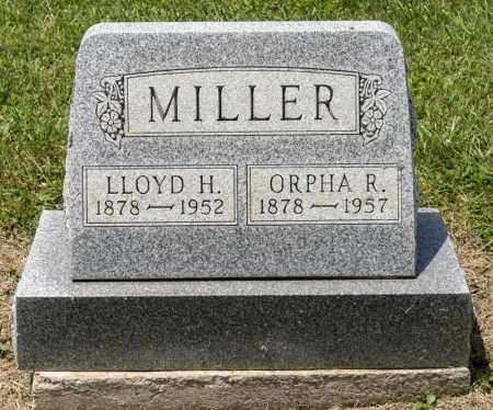 MILLER, ORPHA R - Richland County, Ohio | ORPHA R MILLER - Ohio Gravestone Photos